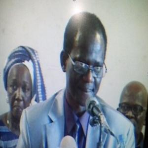 Expos introdructif de Seckou Ndiaye, Président de Bakhonne